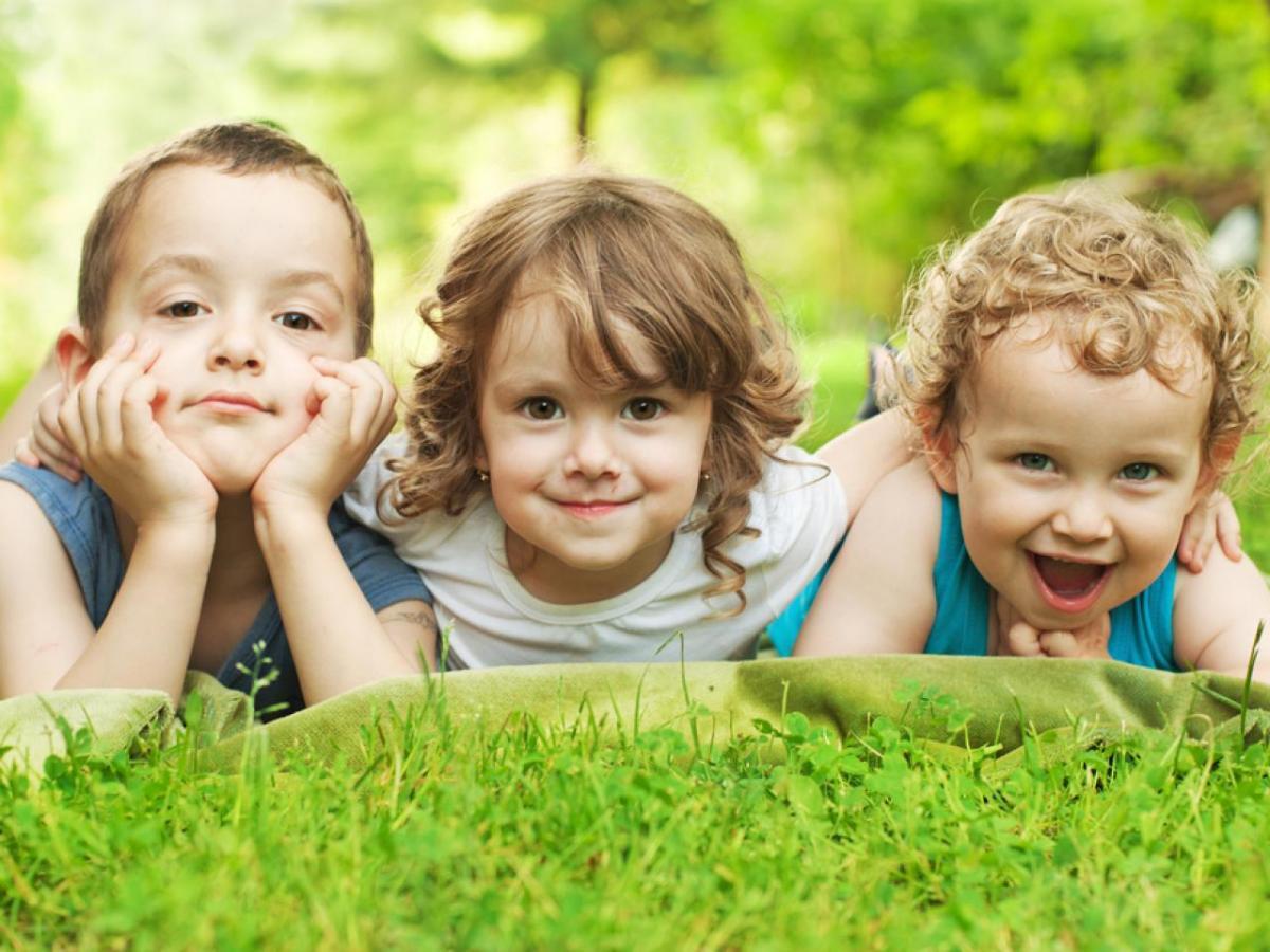 Фото детей 3х лет